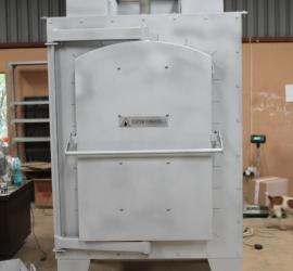 Calcine furnace